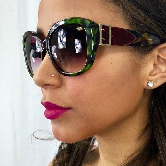ccb7811ab74  Burberry  Cat Eye Shape Sunglasses